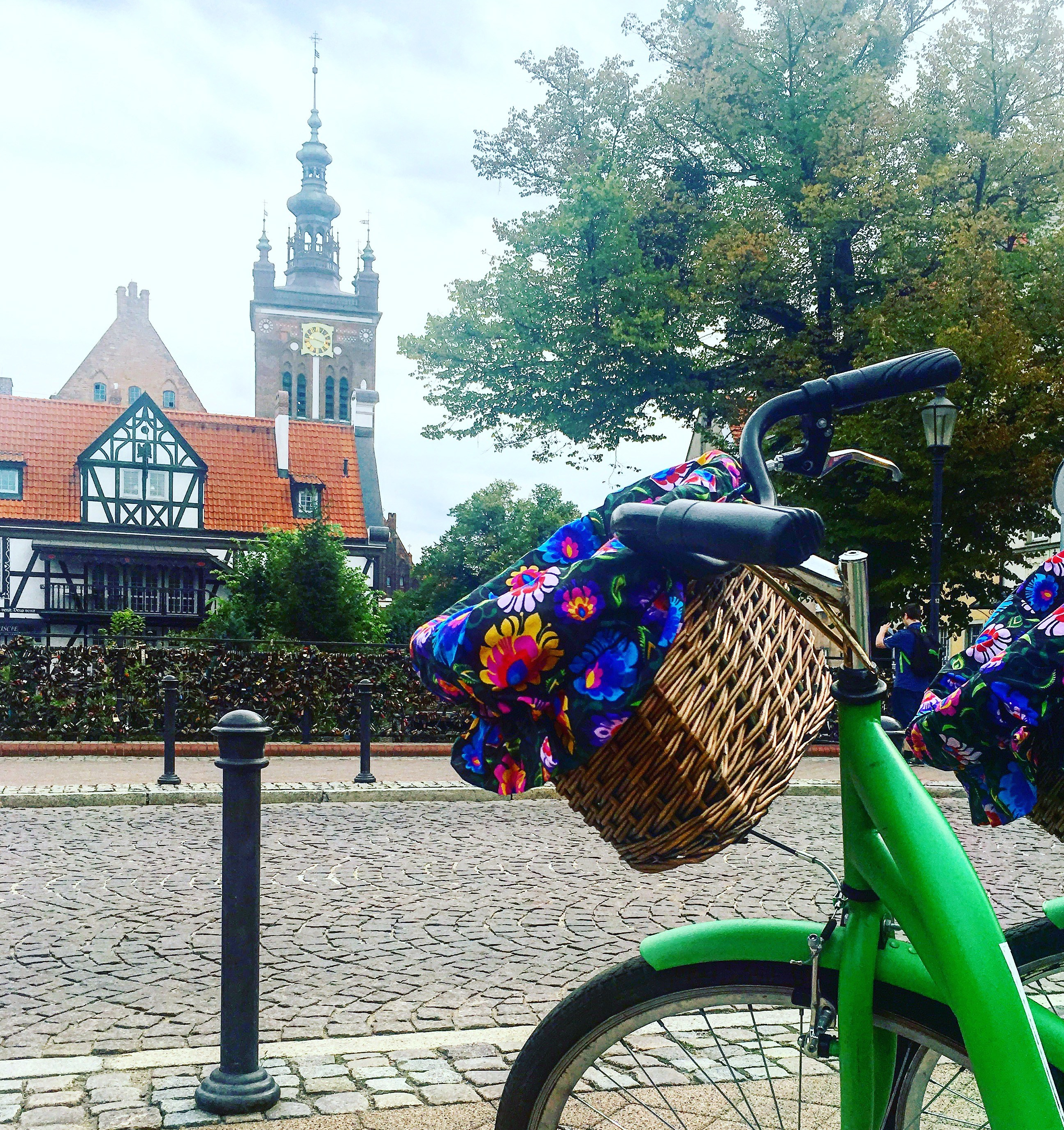 bike tour gdansk